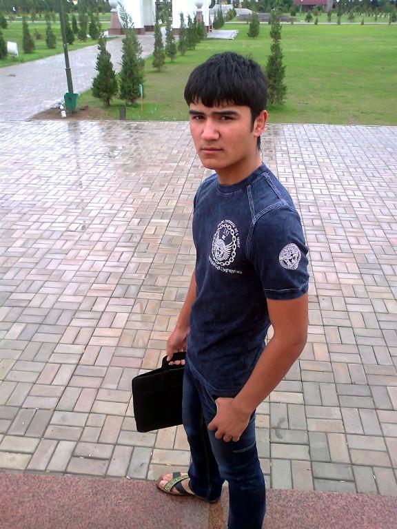 знакомство с туркменкой