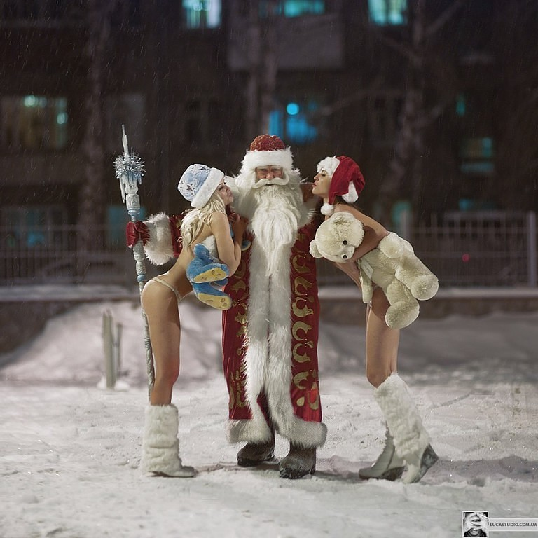 Вызов Деда Мороза Стоит Дороже Вызова Проститутки