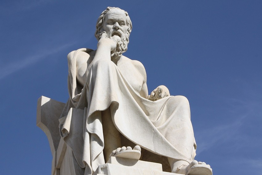 the life and times of greek philosopher socrates