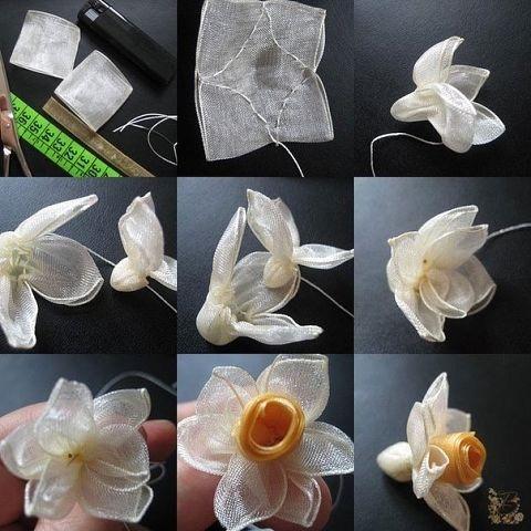 Поделки из ткани в домашних условиях