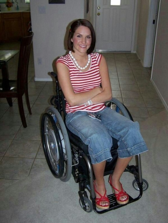 И отношения знакомства с инвалидами