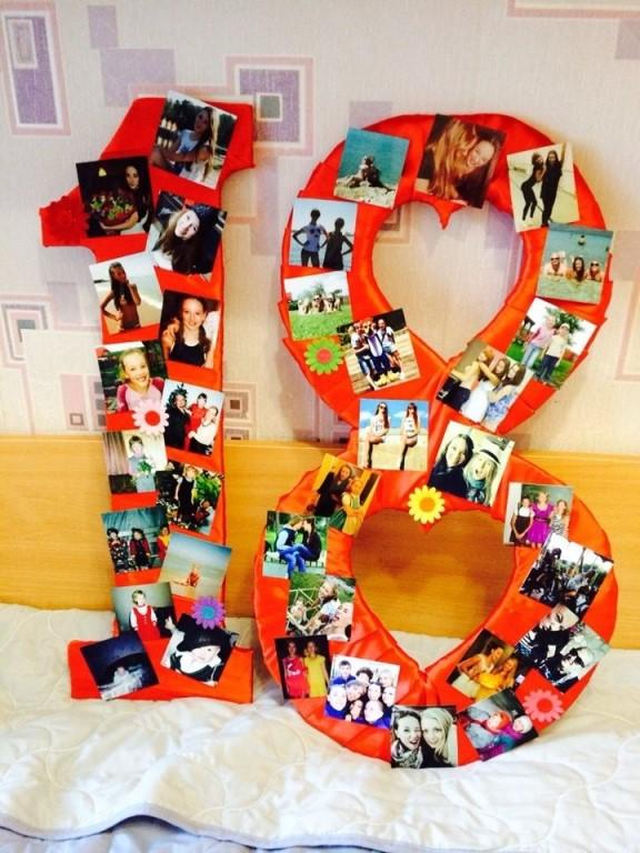 Что подарить на день рождения подруге на 18 лет