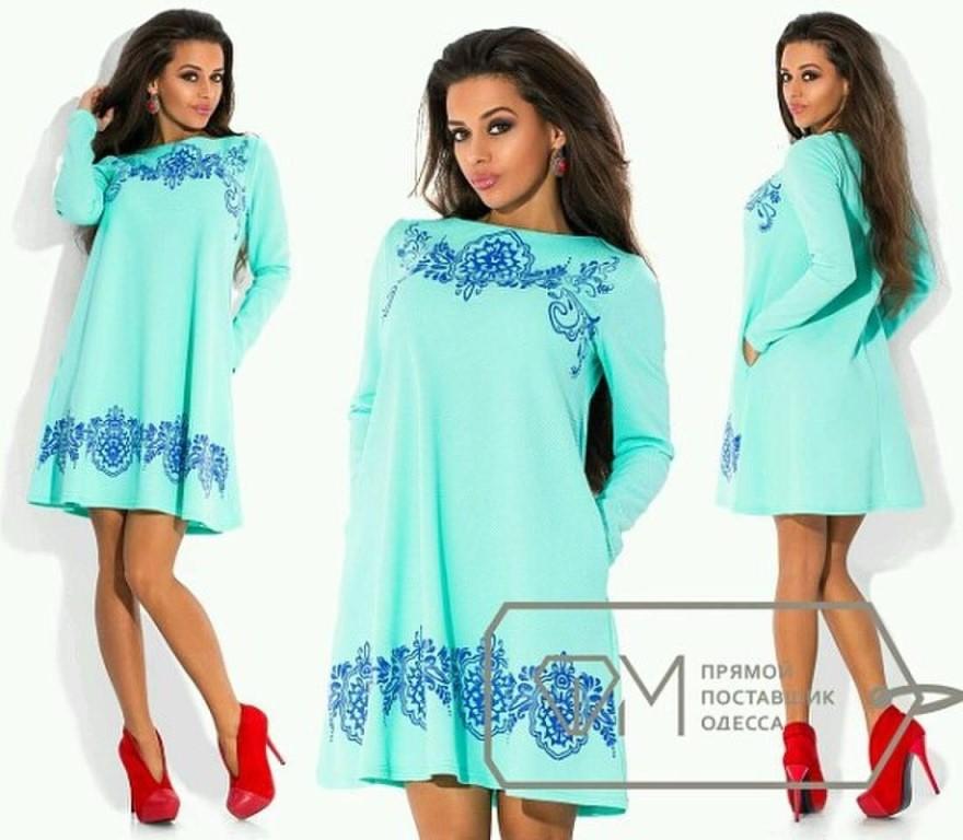 Свободные красивые платья