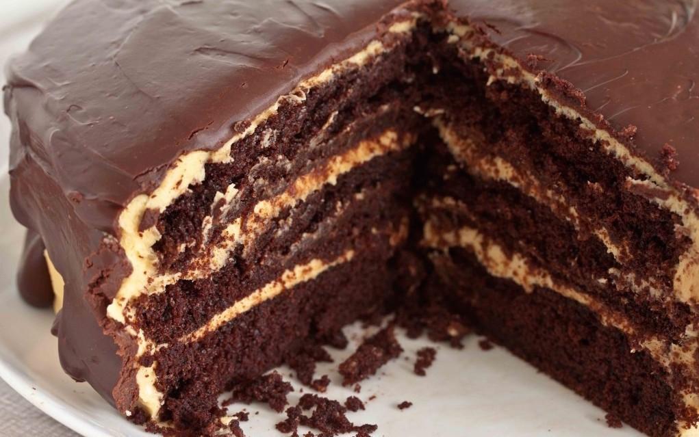 шоколадные торты с пошаговым фото