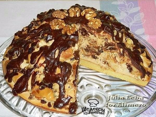 Торт кучерявый пинчер рецепт с пошагово