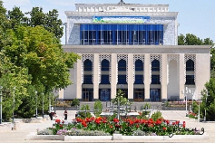 Картинки по запросу Самаркандский театр музыки и драмы