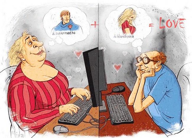 Знакомства По Интернету Обман