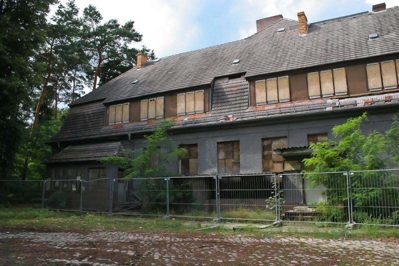 Вюнсдорф, советский военный городок-призрак под Берлином ...