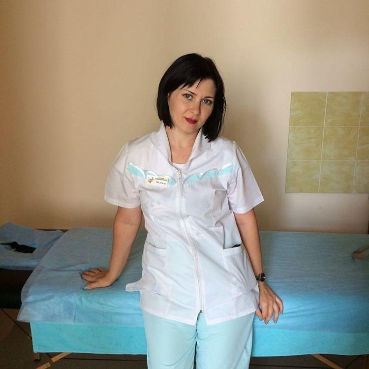 онлайн массажистка