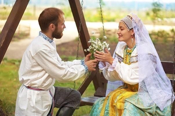 Муж жену русское
