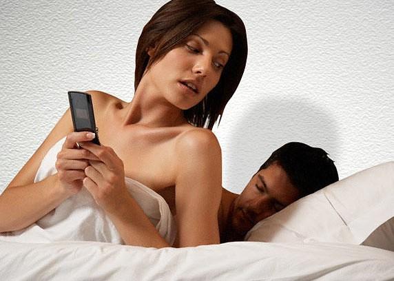 Знакомится по телефону втихую муж