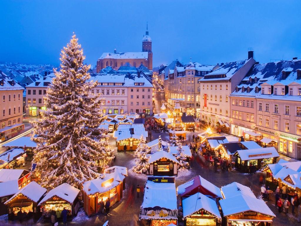 Новый 2019 год в Праге !