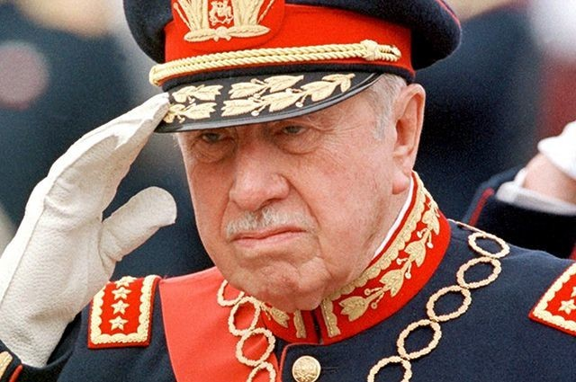 a biography of augusto pinochet ugarte Pinochet (ugarte), augusto born , nov 25, 1915, valparaiso, chile leader of the military junta that overthrew the marxist government of president salvador allende of.