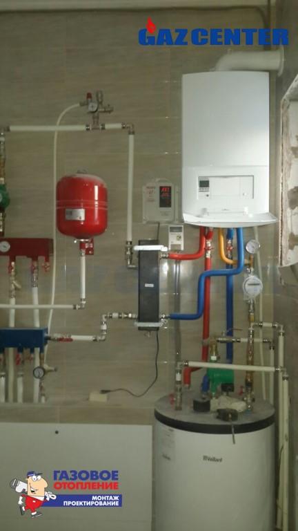 Экономичное отопление частного дома электрический котел