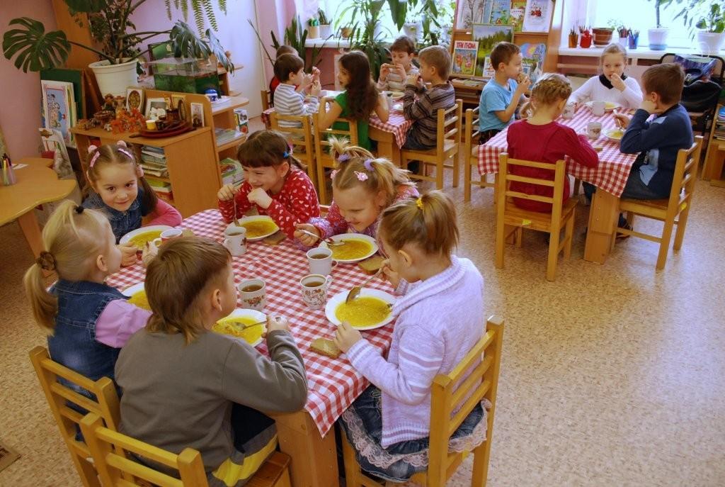 Меню в детских садах Москвы 2019
