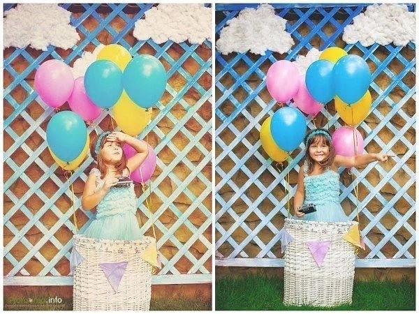 Идеи для фото на дне рождения