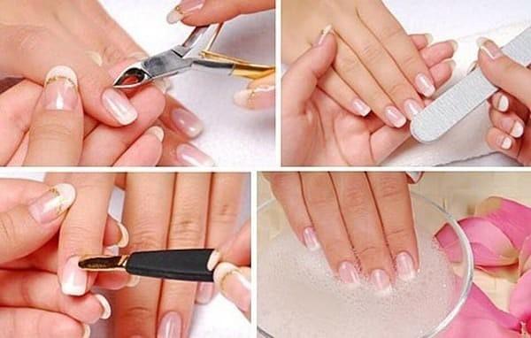Как правильно сделать фото ногти
