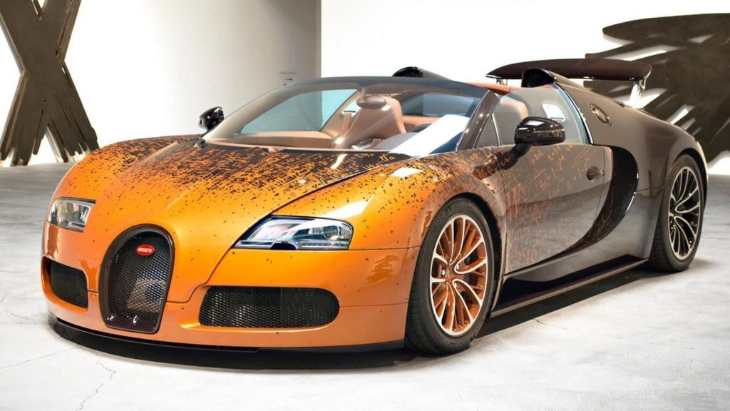 bugatti veyron grand sport. Black Bedroom Furniture Sets. Home Design Ideas
