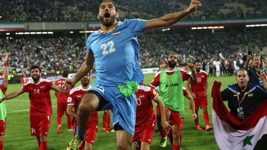 сирия иран прогноз футбол