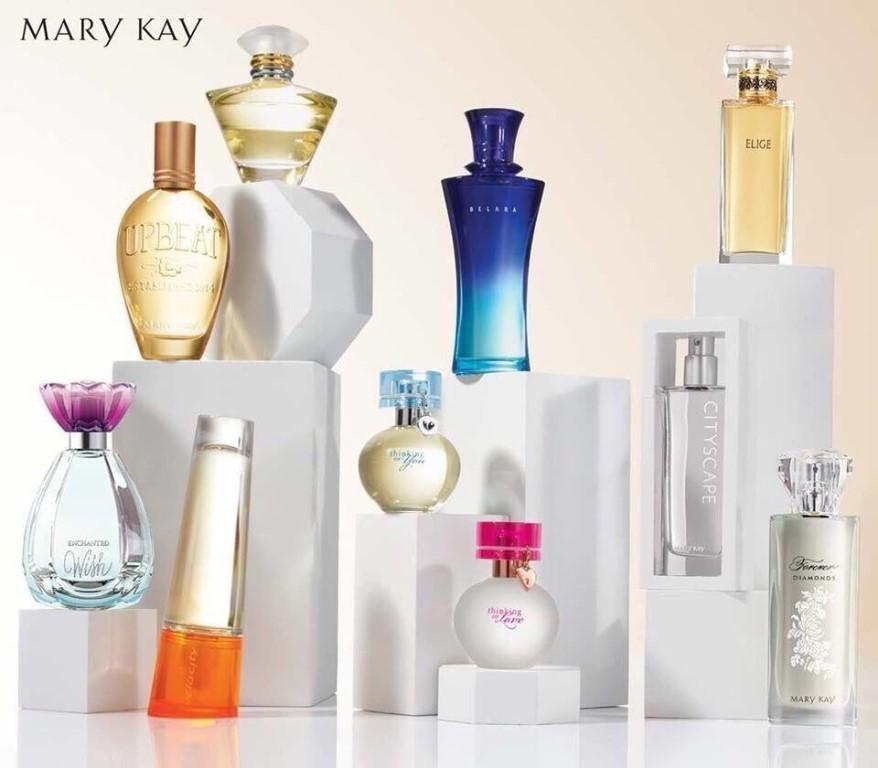 парфюм мери кей