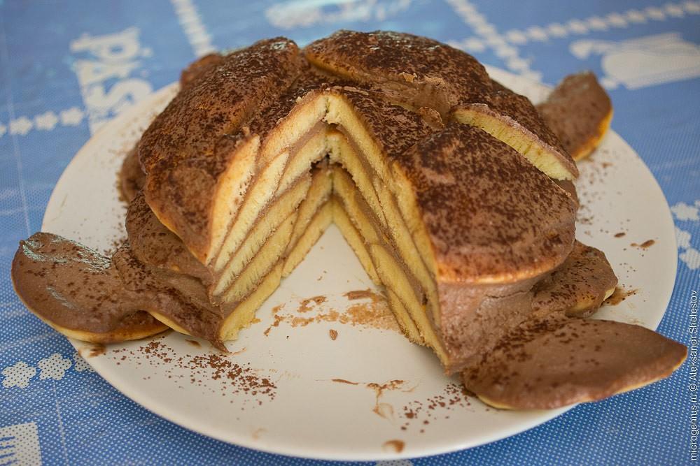 Такой десерт практически всегда присутствует на важных мероприятиях моей семьи, так что переписывайте рецептик и начинайте готовить.