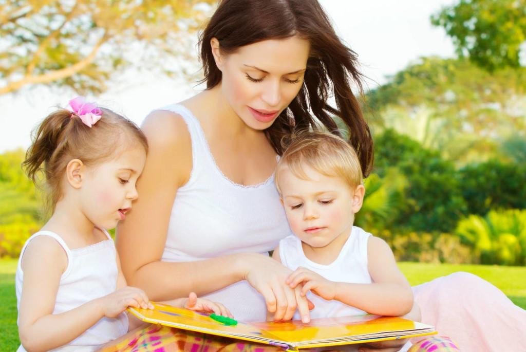 15 советов, как читать вместе с детьми