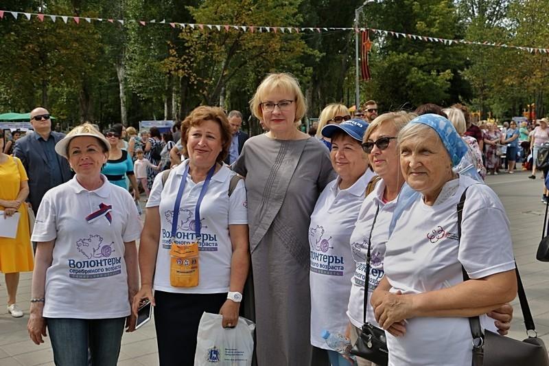 Сегодня в Курске откроют Центр серебряного волонтерства