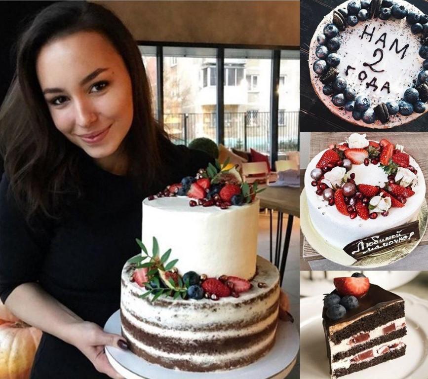 Организуй свой бизнес: выпечка тортов на дому