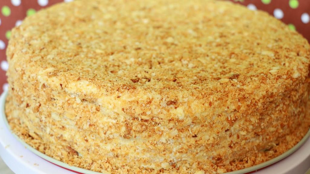 Описание рецепта — торт