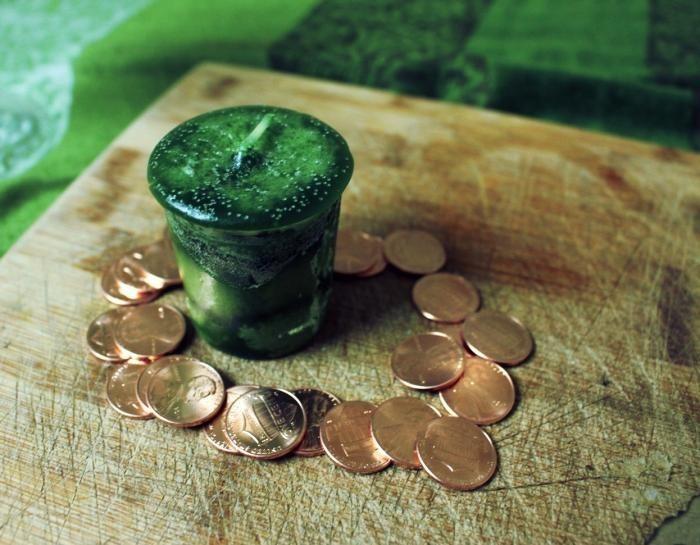 эффективный денежный приворот