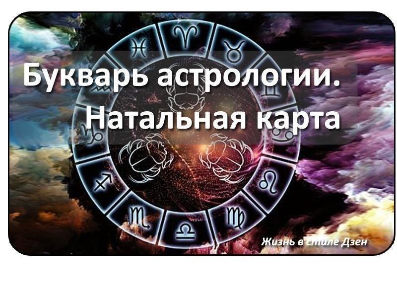 астрологический букварь донна миклер