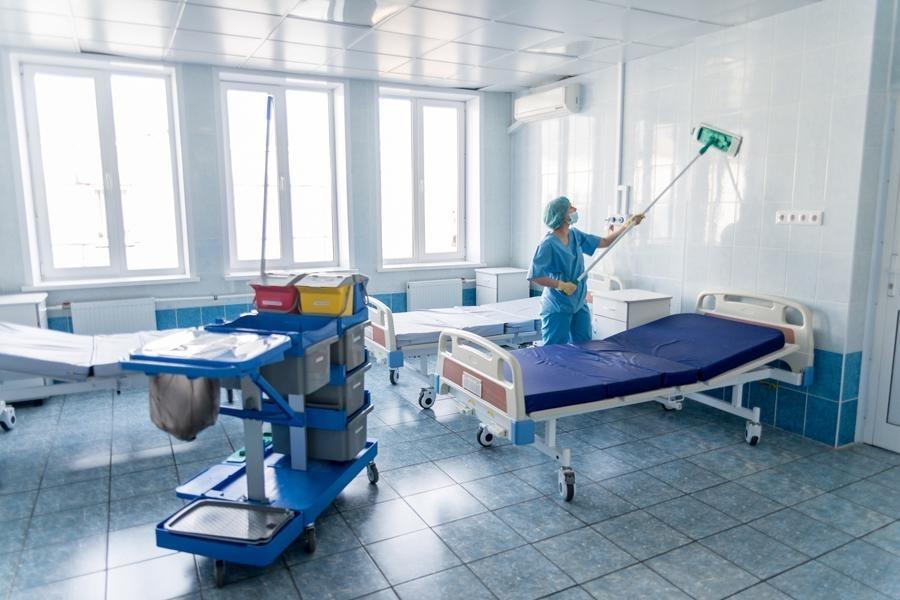 дезинфекция в помещении после больного сифилисом