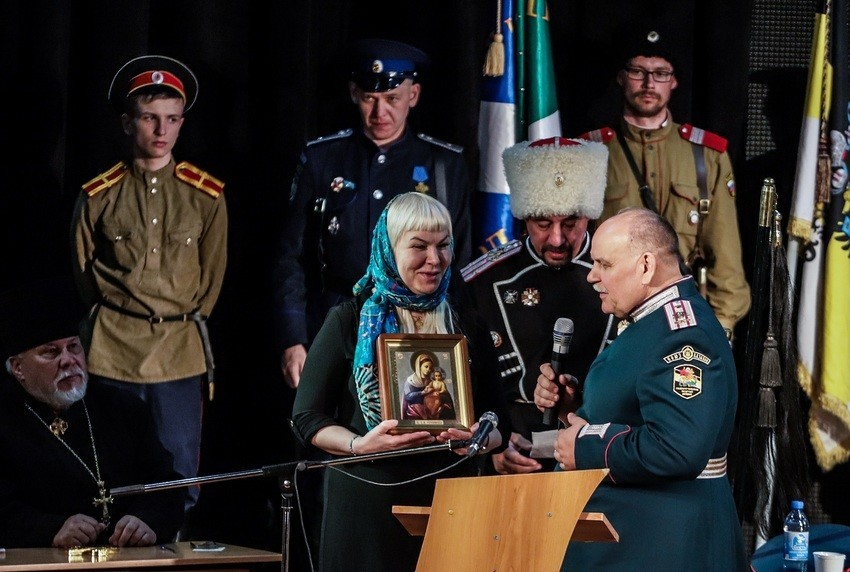 союз казаков россии форма одежды протяжении многих десятилетий