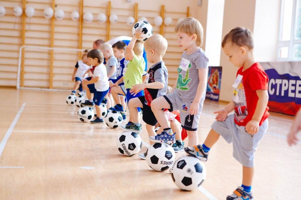 Футбол и Баскетбол для детей в Томске!