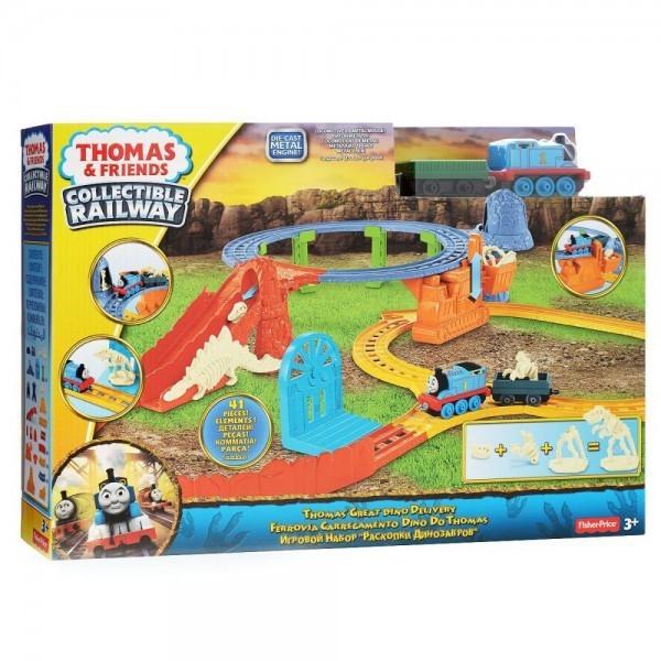 """Новая железная дорого """"Томас и его друзья""""."""
