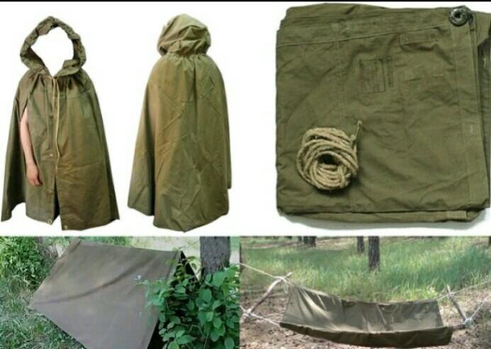 Приветствую.В продаже армейские плащ палатки,состояние -складское  хранение.