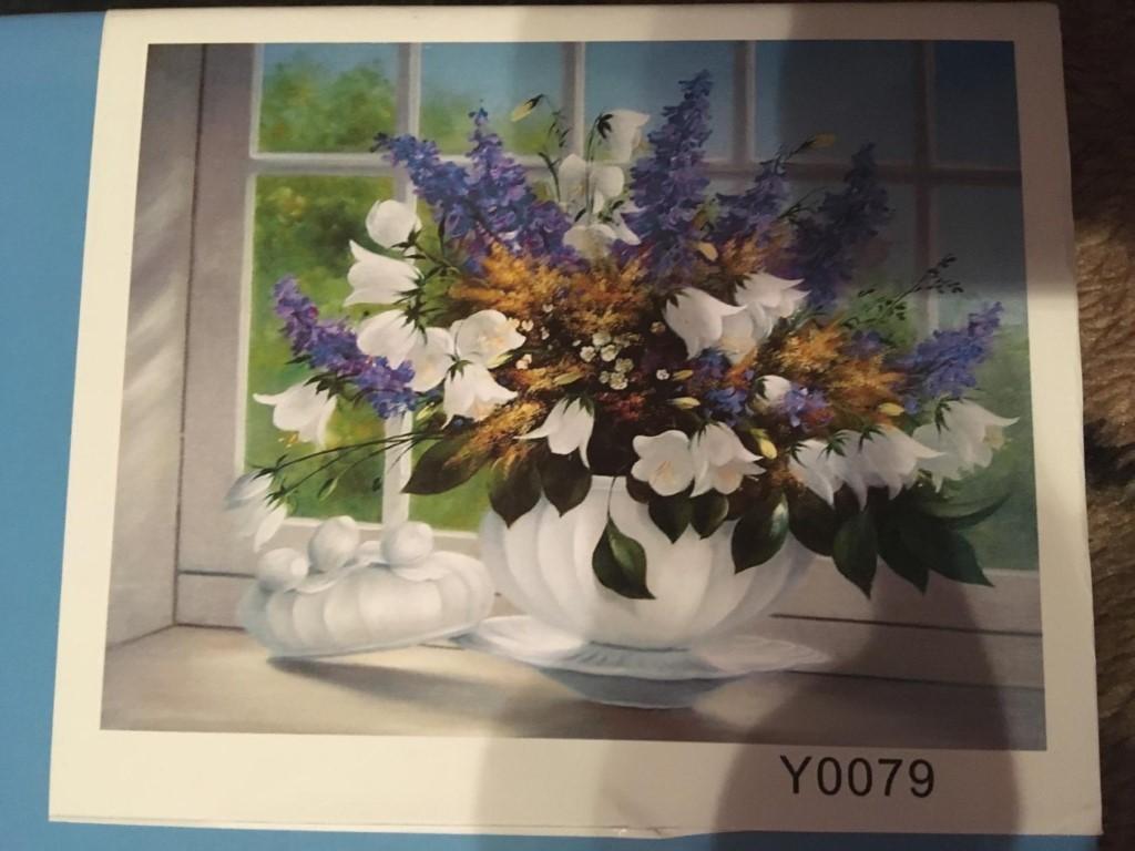 """""""Картины по номерам"""" набирают большую популярность у покупателей."""