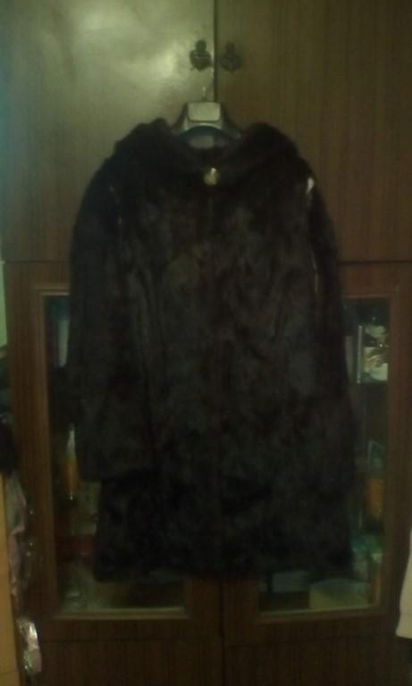 Норковая шуба коричневого цвета размер 42/46 требует ремонта цена 4350 рублей срочно торг
