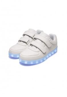 Ваши дети будут в  восторге!Ультрамодные кроссовки со светодиодами не позволят своему обладателю остаться незамеченным.