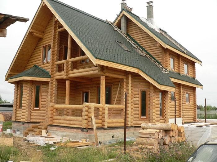 Строительство домов, бань, беседок, террас из дерева!