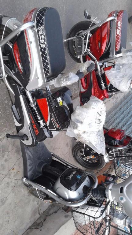 Скутер электрический