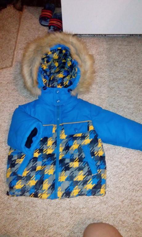 Продам детский зимний костюм.В хорошем состоянии,проходили в нем два месяца.На рост 74 см,нужно мерить.Костюм очень теплый.Цена 1500 рублей.Обращаться по тел: 8962-779-22-05
